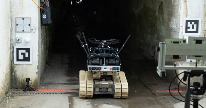 Sfida fra robot per il soccorso sotterraneo: dovranno dimostrare di sapersi muovere in miniere e fognature