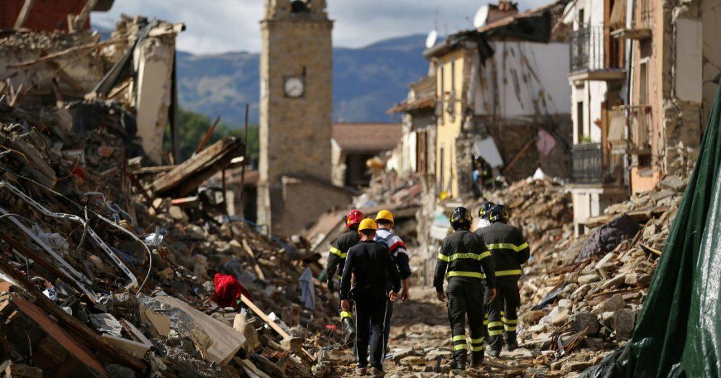 Mezzo secolo di terremoti: cosa ha funzionato, cosa no