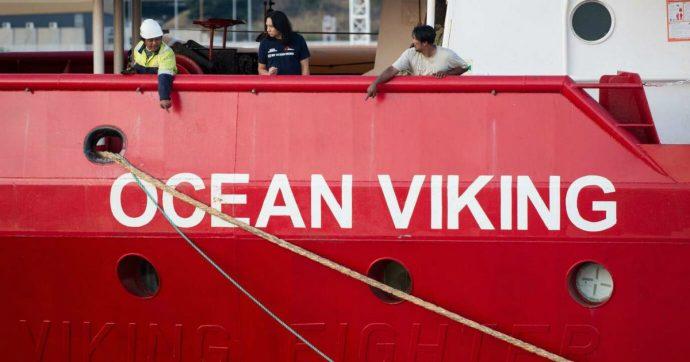 Migranti, nave Ocean Viking salva 50 persone al largo della Libia. Commissione Ue coordina la ripartizione di quelle sulla Alan Kurdi