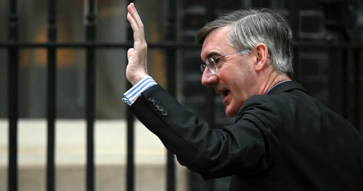 Brexit, cosa insegna la posa sonnecchiante di Jacob Rees-Mogg nel caos del Parlamento Uk