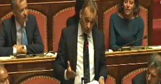 """Governo, Richetti (Pd) a Conte: """"Non ha la mia fiducia, ha messo la firma a norme vergognose"""""""