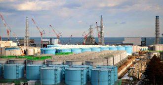 """Fukushima, """"per gestore Tepco unica opzione è smaltire acqua radioattiva nell'Oceano"""""""