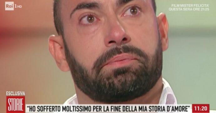 Stefano Oradei piange e parla per la prima volta della fine dell'amore con Veera Kinnunen