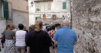 La Madonna di Polsi in processione con inchino al boss, ma in Liguria