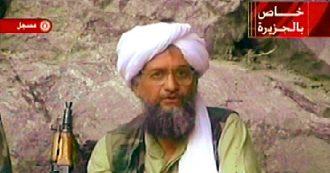 """Attentati dell'11 settembre, leader di al-Qaeda nel 18esimo anniversario degli attacchi agli Stati Uniti: """"Continueremo a combattervi"""""""