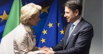 """Recovery Fund, Conte: """"In pochi ci avrebbero scommesso, gli aiuti arrivino presto"""". Zingaretti: """"Da Ue finalmente politiche espansive"""""""