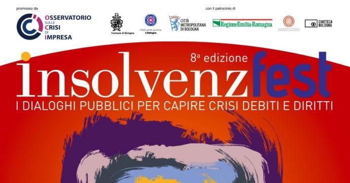 Bologna, dal 19 al 22 settembre torna InsolvenzFest. Al centro dei dialoghi l'effetto del tempo sui debiti