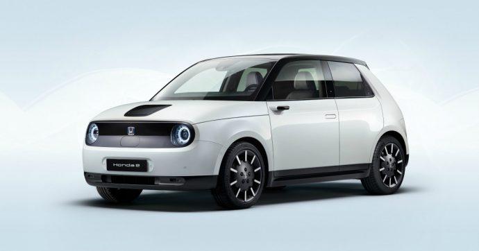 Honda e, la prima elettrica di serie per il mercato europeo. Ecco la strategia giapponese