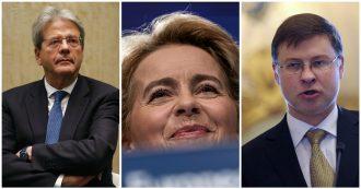 """Commissione Ue: flessibilità, collegialità e un diverso contesto politico. Perché Gentiloni non sarà """"controllato"""" da Valdis Dombrovskis"""