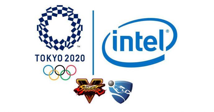 Intel avvicina gli esports alle Olimpiadi: Street Fighter e Rocket League tra gli eventi di contorno a Tokyo 2020