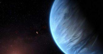 """Scoperto un nuovo pianeta in cui c'è acqua. Gli scienziati: """"Lì potrebbero esserci segni di vita"""""""