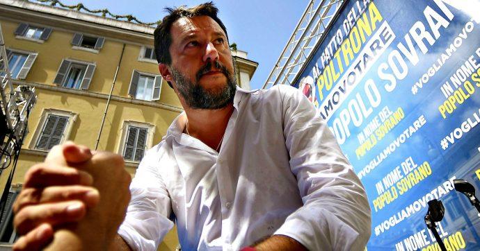 """Migranti, Matteo Salvini indagato ad Agrigento per il caso Open Arms: """"Sequestro di persona e omissione d'atti d'ufficio"""""""