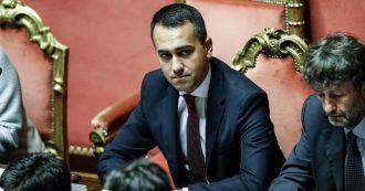 """Migranti, Di Maio: """"Memorandum con la Libia può essere modificato e migliorato, ma sarebbe dannoso interromperlo"""""""