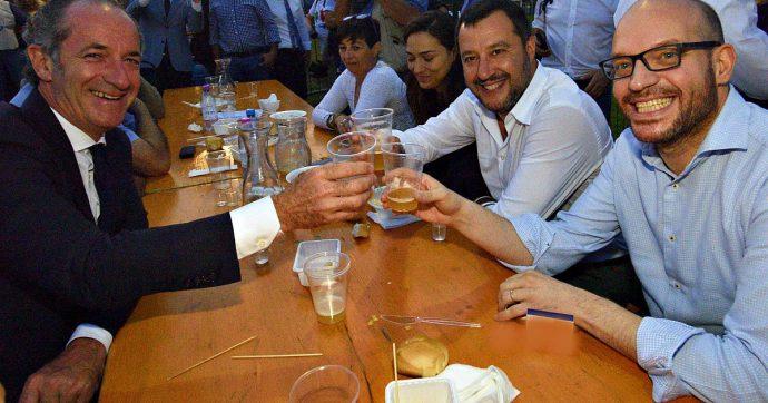Veneto, la Lega dice addio ai segretari: ogni provincia controllata da un commissario. Salvini (con Fontana e Zaia) ne sceglie 7 nuovi