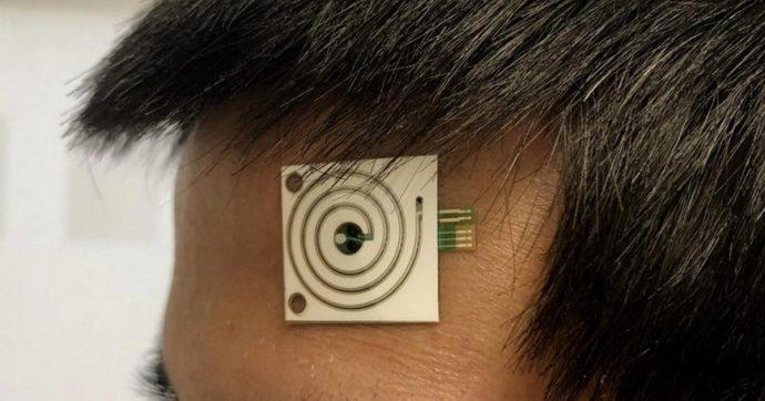 Sensori indossabili economici per analizzare il sudore in tempo reale