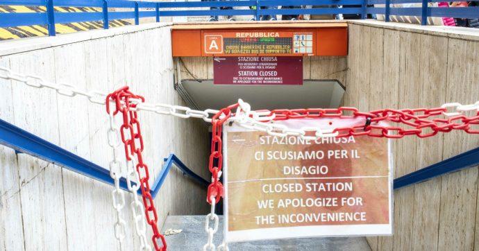 """Roma, guasti alle scale mobili. Il dirigente intercettato: """"Su 700 ne sarebbero venute giù altre 3 o 4, dai"""". Il gip: """"Indegna gestione"""""""
