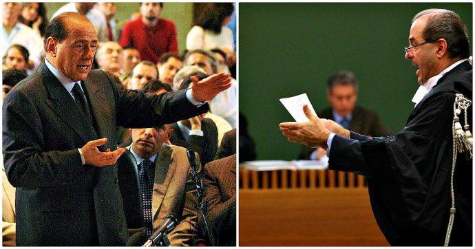 Trattativa Stato mafia, Berlusconi e Di Pietro saranno testimoni nello stesso giorno: il 3 ottobre all'aula bunker di Palermo