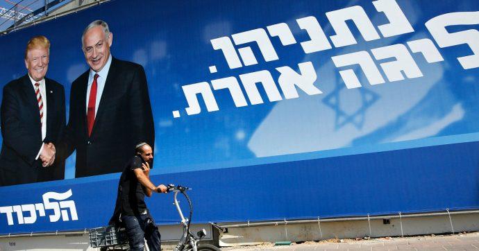 Elezioni Israele, Netanyahu in svantaggio nei sondaggi minaccia Iran, Hezbollah, Palestina e promette l'annessione dei territori occupati