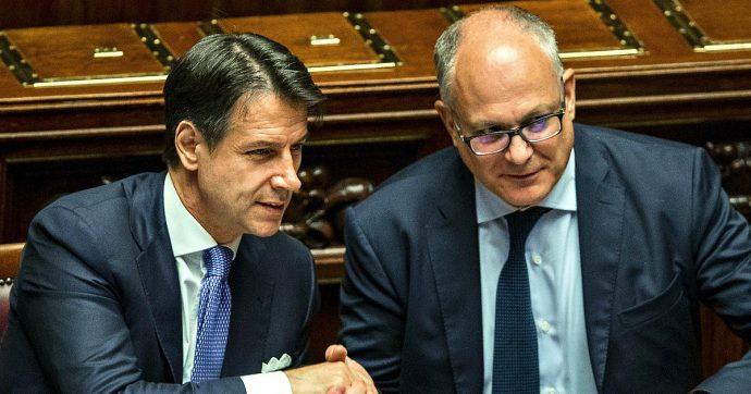 """Gualtieri: """"Ue disponibile a favorire investimenti per il clima"""". Conte da Bari: """"Chiederemo che siano esclusi dal deficit"""""""