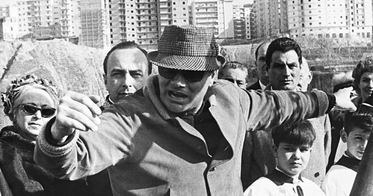 """""""Citizen Rosi"""", storia di un cinema civile"""