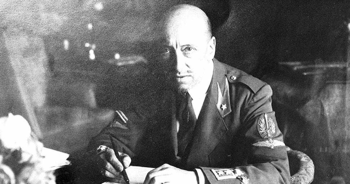 """""""D'Annunzio non è fascista, ma quei morti son colpa sua"""""""