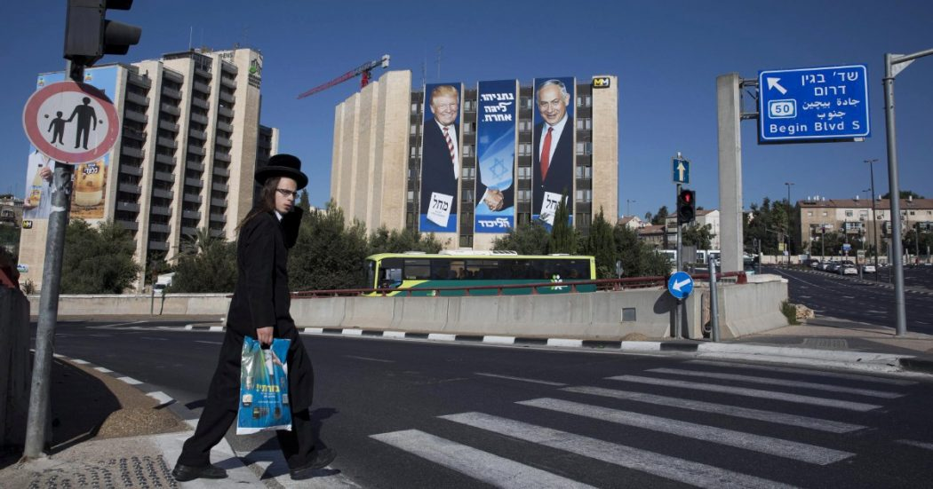 Mr. Security traballa Arabi, razzi, elezioni: tutte le paure di Bibi