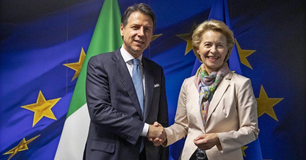 Ue, Conte tratta sui migranti e punta sull'economia green