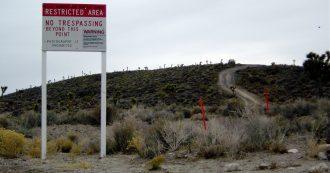 """Area 51, oggi è il giorno del raduno (poi annullato) alla """"base degli alieni"""": chiuso lo spazio aereo, arrestati 2 giovani"""