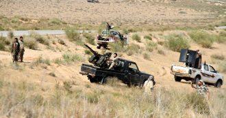 """Libia, """"2mila combattenti siriani mandati dalla Turchia a Tripoli"""". Il fronte di Haftar ai paesi arabi: """"Fermate l'invasione"""""""
