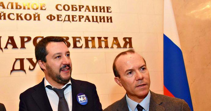 """Fondi russi, Riesame su Savoini: """"Audio al Metropol ammissibile. Emerge in maniera nitida che parte dei soldi fosse per la Lega"""""""