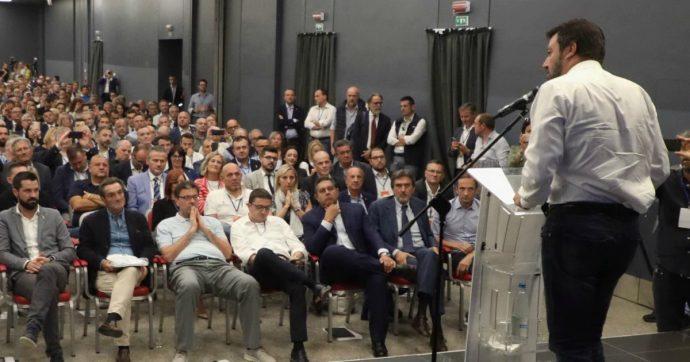 """Legge elettorale, Salvini: """"In primavera referendum per maggioritario completo. Voglio anche il presidenzialismo"""""""