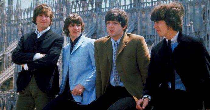 """Paul McCartney e Ringo Starr cantano insieme un inedito di John Lennon: """"E' come se ci fossimo tutti e quattro"""""""