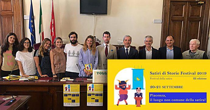 Piacenza, terza edizione di Satiri di Storie Festival. Mostre, eventi e live: tra gli ospiti Lercio.it e Saverio Raimondo