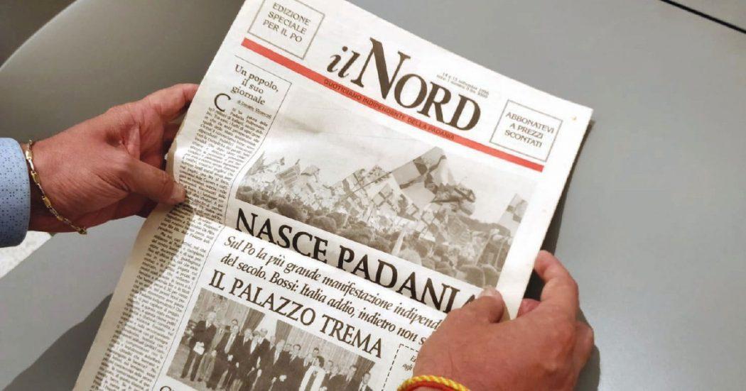 Lega, c'era una volta 'Il Nord': il quotidiano nato prima della 'Padania' ora è introvabile e vale 9mila euro