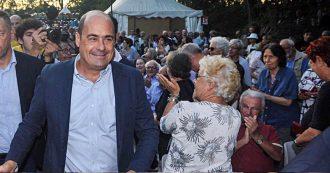 """Pd, Zingaretti: """"Scindersi sarebbe errore gravissimo. Amici con l'M5s? No, ma siamo ex avversari. Alleati contro la politica dell'odio"""""""
