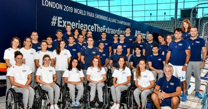 Mondiali di nuoto paralimpico, l'Italia vince per la prima volta: conquistate 50 medaglie
