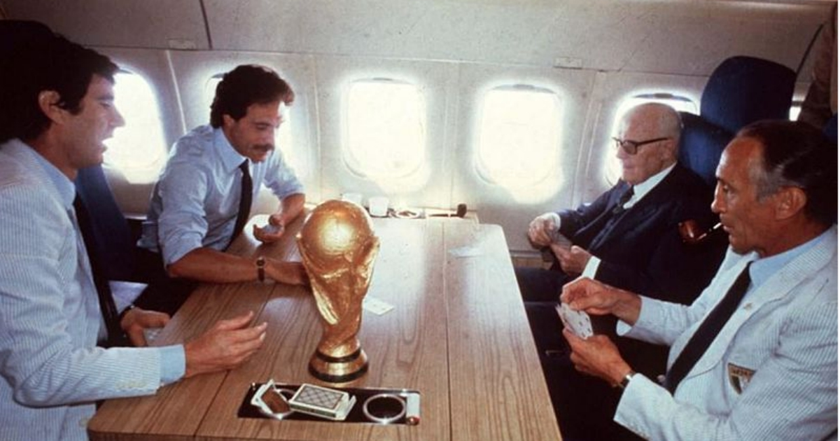 Quant'è forte l'amor patrio in Italia? I Mondiali 82 forse non bastano per rispondere
