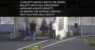 """Torino, arrestati 12 ultrà della Juve. Il video delle estorsioni: """"Non scherzate, vi rompiamo il culo"""""""