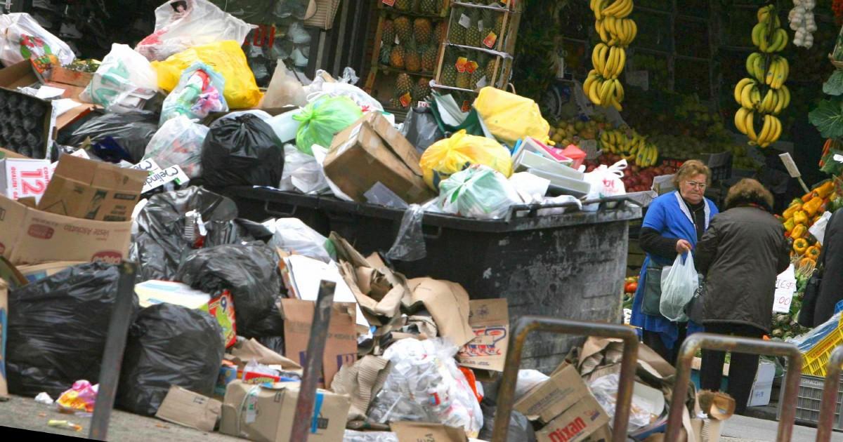 Il cibo sprecato ci costa ben 15 miliardi l'anno