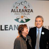LINDA LANZILLOTTA FRANCESCO RUTELLI