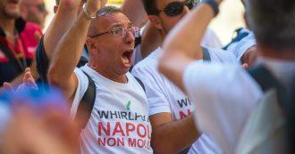 """Whirlpool, l'ad: """"Vendiamo il sito di Napoli a Prs"""". Sindacati: """"Faremo sciopero nazionale"""". Mise: """"Scorrettezza anche verso governo"""""""