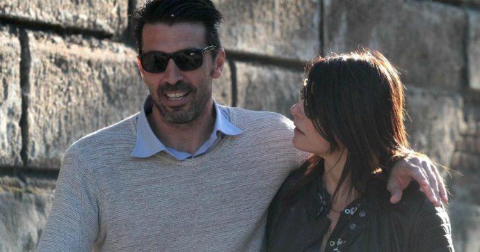 """Ilaria D'Amico: """"Dalle foto, io e Gigi Buffon passiamo la vita avvinghiati…ma non è esattamente così"""""""