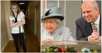 """Principe Andrea, la rivelazione di Courtney Love: """"Il figlio della regina Elisabetta venne da me per una notte di sesso"""""""