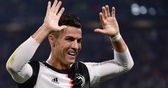 Cristiano Ronaldo negativo al tampone dopo 19 giorni: l'annuncio della Juventus