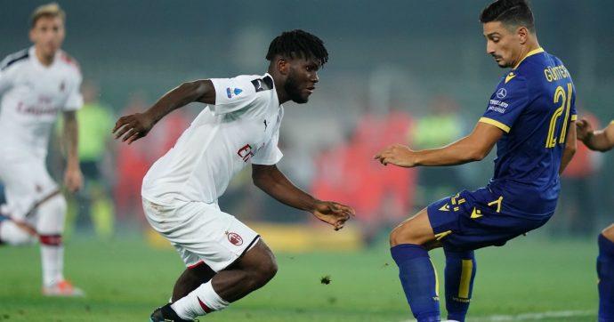 Lukaku e Kessie insultati per la pelle nera, ma per arbitri e giudice sportivo il razzismo non esiste. E il Verona protegge la sua curva