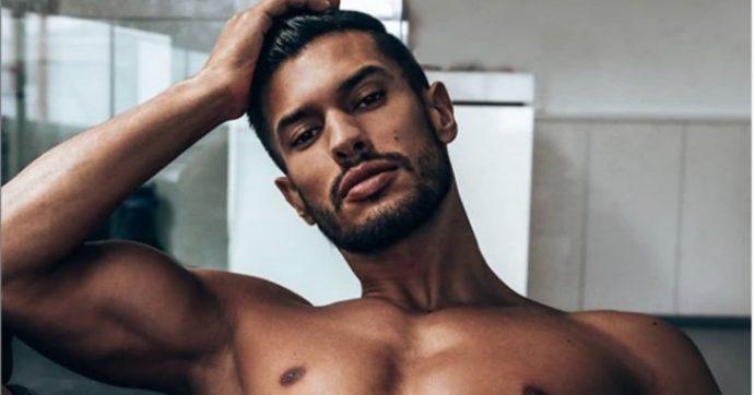 Rudy El Kholti è Mister Italia 2019: ecco chi è il 29enne bancario di origini marocchine