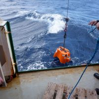 Spedizione SEA-SEIS sull'Oceano Atlantico. Settembre/Ottobre, 2018