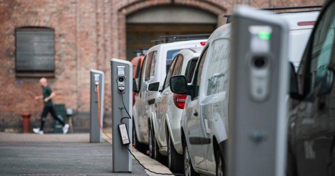 Auto elettriche, +109% di immatricolazioni rispetto allo scorso anno in Italia