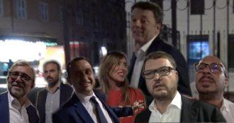 """Renzi a cena con i parlamentari scissionisti: """"Non svuoteremo il Pd. Battesimo di Italia Viva? E' il compleanno della Annibali"""""""