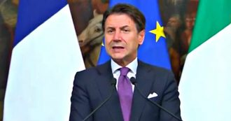 """Migranti, Conte: """"Tema deve uscire da propaganda anti-europea. Serve gestione strutturale dei flussi"""""""
